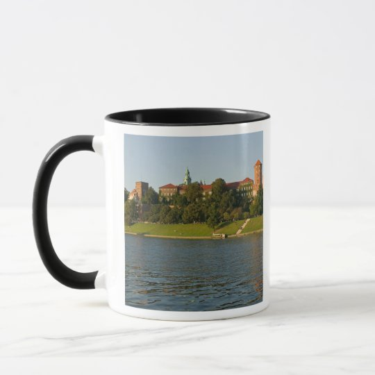 Wawel Hill with Royal Castle and Cathedral, Mug