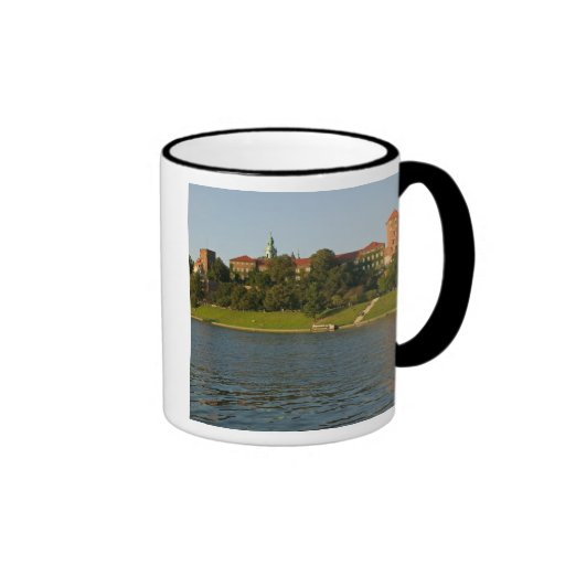 Wawel Hill with Royal Castle and Cathedral, Ringer Mug