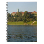 Wawel Hill with Royal Castle and Cathedral, Notebook