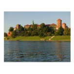 Wawel Hill with Royal Castle and Cathedral, Postcard