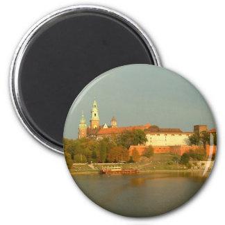 Wawel Fridge Magnet