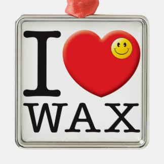 Wax Love Christmas Ornament