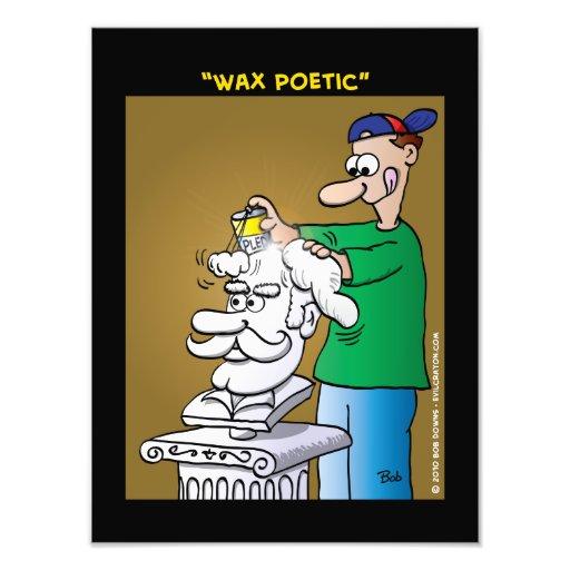 """""""Wax Poetic"""" Photo"""