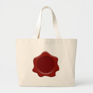 Wax Seal Tote Bags