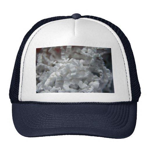 Wax Shavings Hats