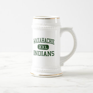 Waxahachie - Indians - High - Waxahachie Texas 18 Oz Beer Stein