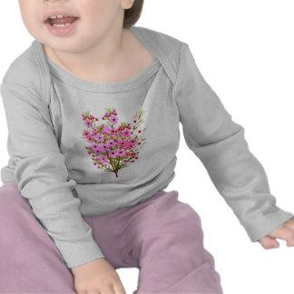Waxflower Bouquet Infant Long Sleeve Tshirt