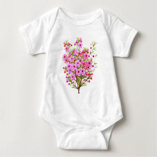 Waxflower Bouquet Infant Onsie Creeper