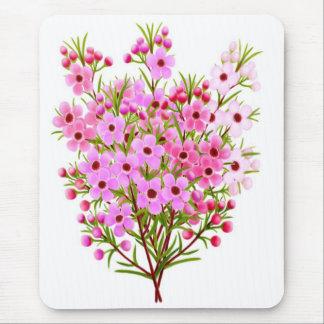 Waxflower Bouquet Mousepad