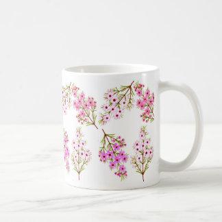 Waxflowers Mug