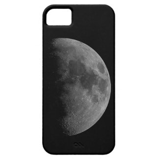 Waxing Gibbous Moon Barely There iPhone 5 Case