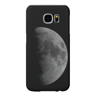 Waxing Gibbous Moon Samsung Galaxy S6 Cases