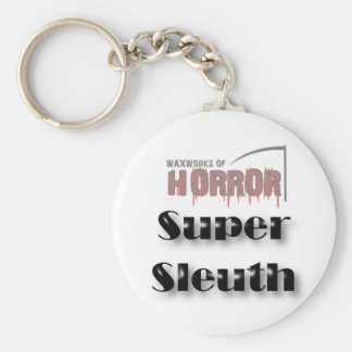 Waxworks of Horror Winner Prize Key Ring