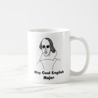Way Cool English Major Mug