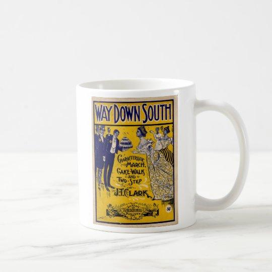 Way down South Coffee Mug