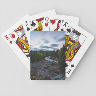Way light playing cards