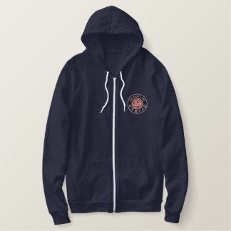 Way Of Life Shotokan Dark Logo Embroidered Hoodie