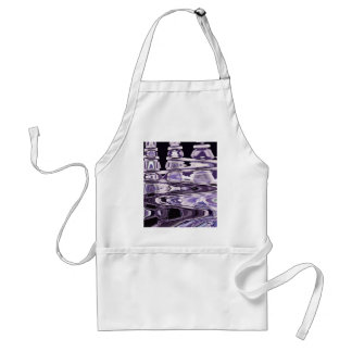 WAY OUT PURPLE STANDARD APRON