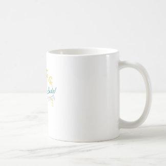 Way To Go Basic White Mug
