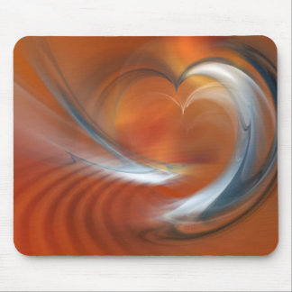 Way To Love Heaven Mouse Pad