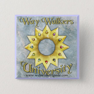Way Walkers: University Square Pin (button)