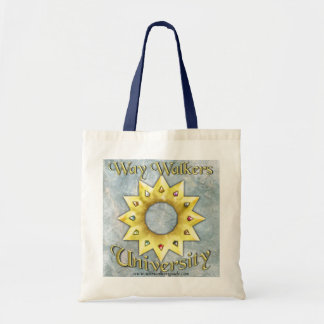 Way Walkers: University tote bag