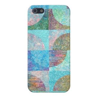 Wayang Sisriadi batik iPhone 5/5S Case