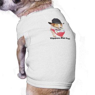Waylon Pet Duds Sleeveless Dog Shirt