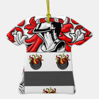 Wayment Coat of Arms Christmas Ornaments