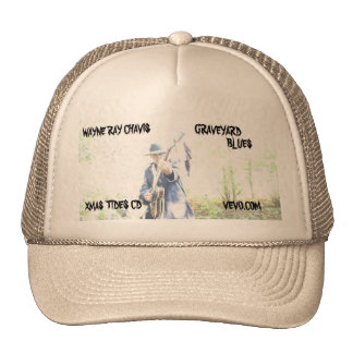 Wayne Ray Chavis Music Cap