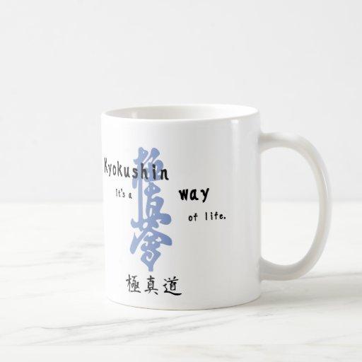 wayoflife-kanji coffee mugs