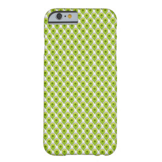 Waypoint Wallpaper - Green Barely There iPhone 6 Case