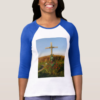 Wayside Crucifix, Romania T-shirts