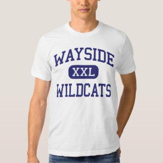 Wayside Wildcats Middle School Saginaw Texas Shirt
