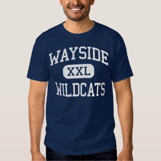 Wayside Wildcats Middle School Saginaw Texas Shirts