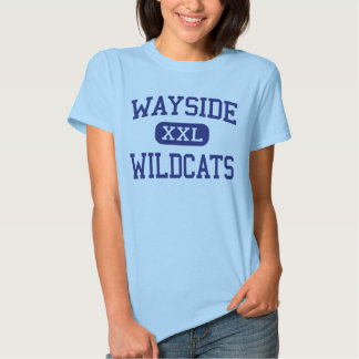 Wayside Wildcats Middle School Saginaw Texas Tshirts