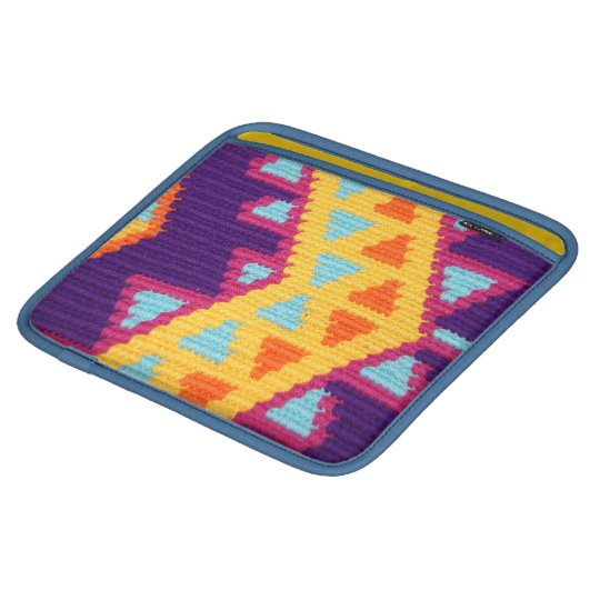 Wayuu iPad sleeve