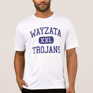 Wayzata - Trojans - High - Minneapolis Minnesota T-Shirt