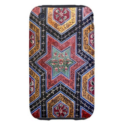 Wazir Tile Art iPhone 3 Case