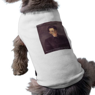 "WB Yeats ""Pilgrim Soul"" Love Quote Gifts & Cards Sleeveless Dog Shirt"
