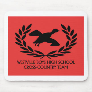 WBHS XC Logo Mouse Pad