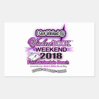 WBW18 Sticker