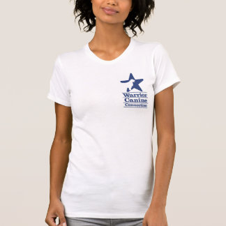 WCC Extreme Puppy Watcher - single paw T-Shirt