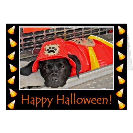 WCC Halloween Card