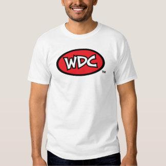 WDC OVAL LOGO MUG T SHIRTS