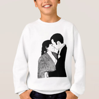 Wdding couple 3 sweatshirt