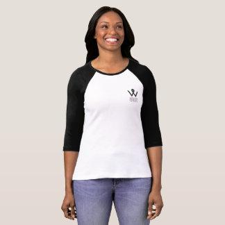 WDI Logo Baseball T-Shirt
