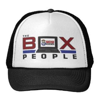 WDW Radio Box People Cap