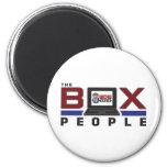 WDW Radio Box People Magnet