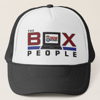 WDW Radio Box People Trucker Hat